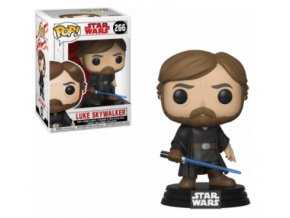 Funko POP Star Wars Episode VIII Vinyl Bobble-Head Luke Skywalker 9 cm