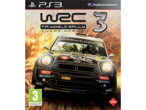 PS3 WRC 3: FIA World Rally Championship