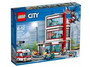 LEGO City 60204 Nemocnice City