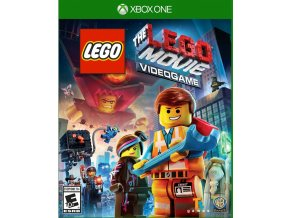 Xbox One LEGO Movie Videogame