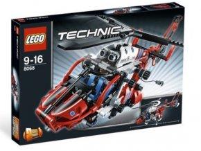 LEGO 8068 Technic Záchranný vrtulník