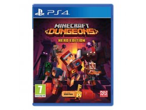 PS4 Minecraft Dungeons Hero Edition