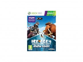 Xbox 360 Ice Age Continental Drift: Arctic Games