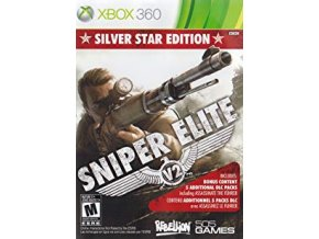 Xbox 360 Sniper Elite 2 (Silver Star Edition)