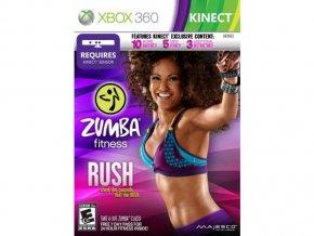 Xbox 360 Zumba Fitness Rush (Kinect)