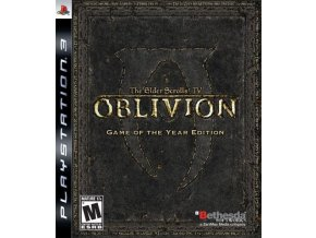 PS3 The Elder Scrolls IV: Oblivion Game of the Year Edition