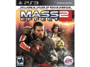 PS3 Mass Effect 2