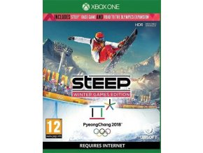 Xbox One Steep - Winter Games Edition
