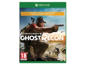 Xbox One Tom Clancy's Ghost Recon: Wildlands - Gold Year 2