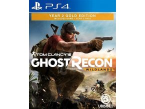 PS4 Tom Clancy's Ghost Recon: Wildlands - Year 2 Gold Edition CZ