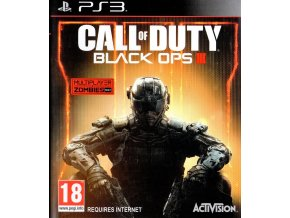 PS3 Call of Duty: Black Ops 3 Nová