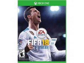 Xbox One FIFA 18 CZ