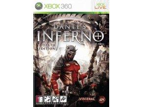 Xbox 360 Dantes Inferno