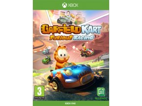 Xbox One Garfield Kart: Furious Racing