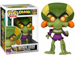 Funko POP! 534 Games: Crash Bandicoot - Nitros Oxide