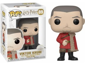 Funko POP Movies Harry Potter - Viktor Krum (Yule)