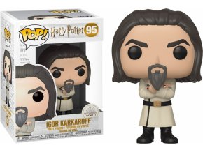 Funko POP Movies Harry Potter - Igor Karkaroff (Yule)