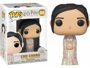 Funko POP Movies Harry Potter - Cho Chang (Yule)