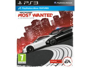 PS3 Need for Speed: Most Wanted 2