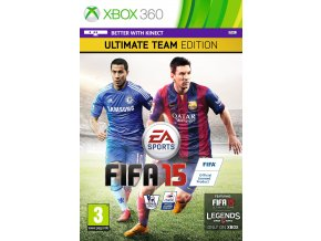 Xbox 360 FIFA 15 Ultimate Team Edition