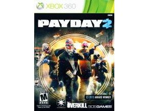 Xbox 360 Payday 2