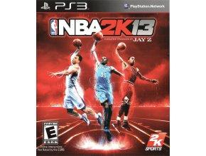 PS3 NBA 2K13