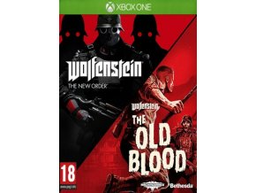 Xbox One Wolfenstein Double Pack: The New Order + The Old Blood