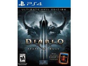 PS4 Diablo 3: Reaper of Souls (Ultimate Evil Edition)