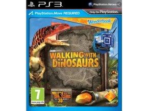 PS3 Walking with dinosaurus + Wonder Book