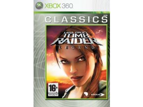 Xbox 360 Tomb Raider: Legend