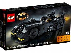 LEGO Super Heroes 40433 Tim Burton's Batman 1989 Batmobile