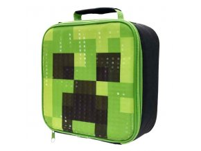 Box na svačinu Minecraft Creeper