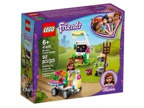 LEGO Friends 41425 Olivie a její květinová zahrada