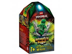 LEGO Ninjago 70687 Spinjitzu úder - Lloyd