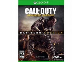 Xbox One Call of Duty: Advanced Warfare (Day Zero Edition)
