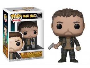 Funko POP Movies Mad Max - Max with Gun