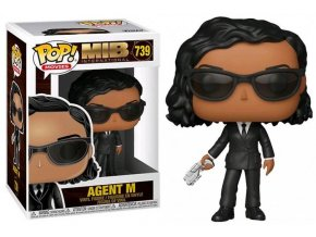 Funko POP Movies Men In Black International - Agent M