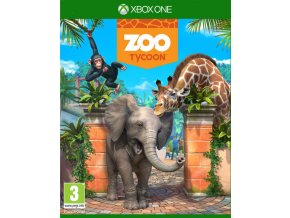 Xbox One Zoo Tycoon