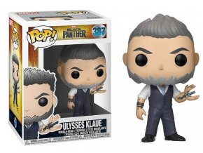 Funko POP Marve Black Panther - Ulysses Klaue