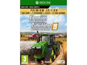 Xbox One Farming Simulator 19 - Premium Edition