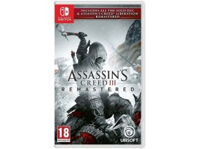 Nintendo Switch Assassins Creed 3 Remastered