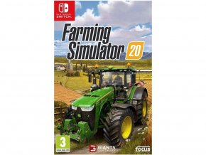 Nintendo Switch Farming Simulator 20