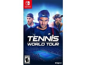 Nintendo Switch Tennis World Tour