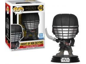 Funko POP Star Wars Knight of Ren Scythe