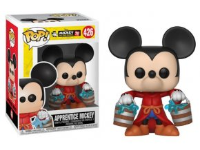 Funko POP! 426 Disney: Mickey Mouse 90th Aniversary - Apprentice Mickey