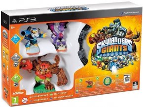 PS3 Skylanders Giants - Starter Pack