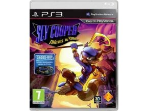 PS3 Sly Cooper: Thieves in Time