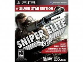 PS3 Sniper Elite V2 (Silver Star Edition)