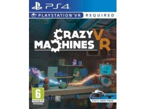 PS4 Crazy Machines VR