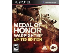 PS3 Medal of Honor: Warfighter (Limited Edition)